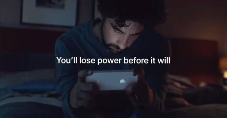 Photo of Em comercial, Apple destaca que iPhone XR tem a maior duração de bateria do que qualquer outro iPhone