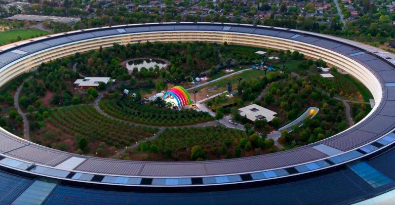 Photo of Apple faz evento interno com funcionários para inauguração oficial do Apple Park (com Lady Gaga)