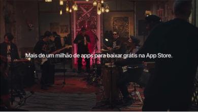 Photo of Novo comercial da Apple destaca os milhares de aplicativos disponíveis para o iPhone