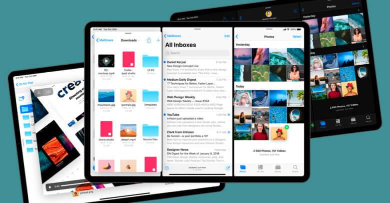 Photo of Conceito de mudanças no iPad imagina tudo o que gostaríamos de ver no iOS 13