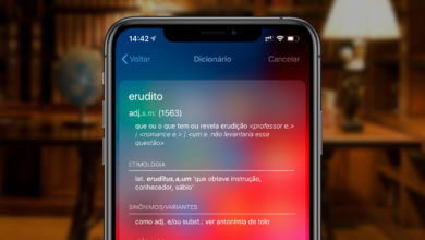 Photo of Veja como usar o dicionário de português incorporado no iOS