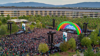 Photo of Assim foi o evento de inauguração do Apple Park