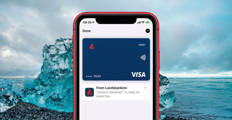 Photo of Apple Pay chegou hoje à Islândia