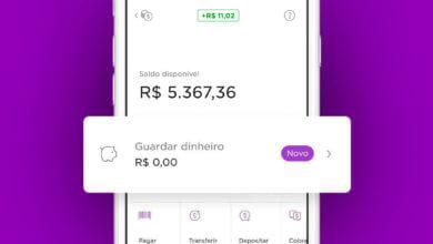 """Photo of Nubank começa a liberar função """"Guardar dinheiro"""" também no iPhone"""