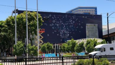Photo of A decoração da WWDC deste ano já está em andamento