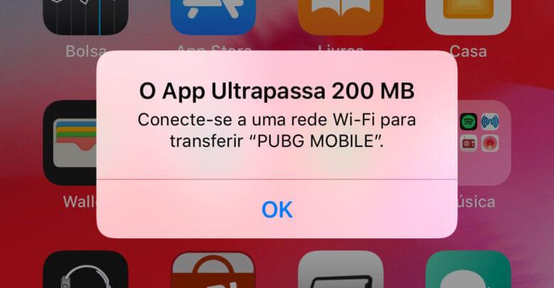 Photo of App Store agora permite baixar aplicativos de até 200MB pela rede celular