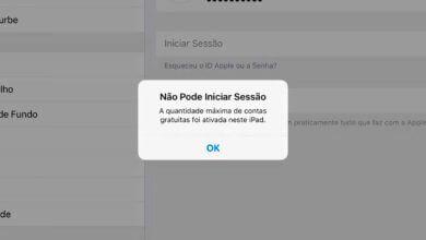 Photo of Quantidade máxima de contas gratuitas do iCloud: como resolver