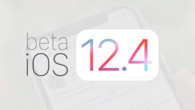 Photo of Apple libera beta do futuro iOS 12.4