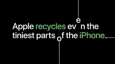 Photo of Comerciais da Apple ressaltam a privacidade, segurança e reciclagem do iPhone