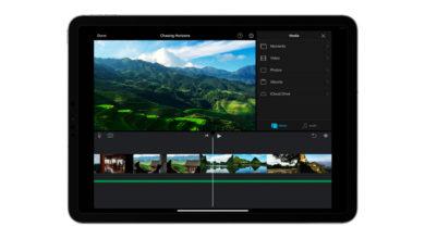 Photo of iMovie para iPhone e iPad ganha atualização com chroma key e 80 novas trilhas sonoras
