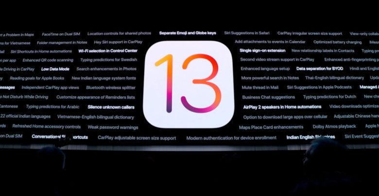 Photo of Conheça as datas definitivas do lançamento do iOS 13 e iPadOS 13
