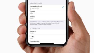 Photo of No iOS 13, será possível mudar o idioma de um aplicativo, independente do padrão do sistema
