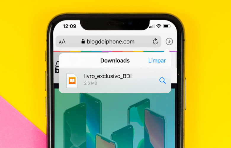 iOS 13 Safari