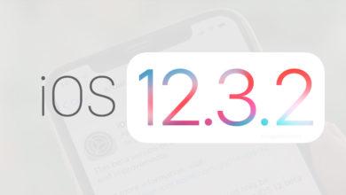 Photo of Apple libera atualização iOS 12.3.2 para usuários de iPhone 8 e 8 Plus
