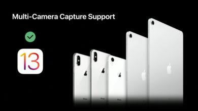Photo of iOS 13 permitirá captura de vídeo pelas câmeras frontal e traseira ao mesmo tempo