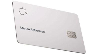 Photo of Apple Card avisará ao cliente sempre que uma compra no cartão não for aceita