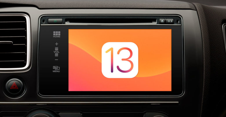 Photo of Lista com todas as novidades do CarPlay no iOS 13