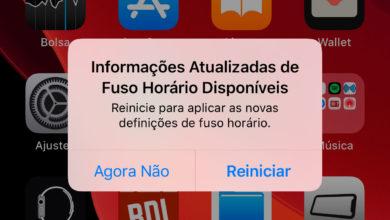 Photo of Devido a um bug do fuso horário, Apple libera atualizações do iOS 9 e 10 para iPhones e iPads antigos