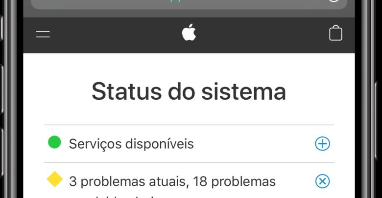 Photo of iCloud passa por instabilidades na tarde desta quinta-feira