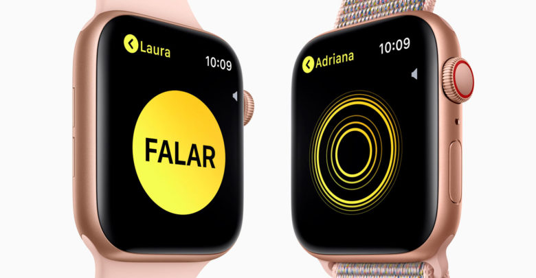 Photo of Apple desativa função Walkie-Talkie do watchOS até consertar uma vulnerabilidade