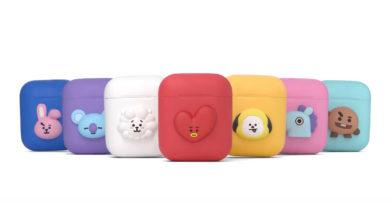 Photo of Comercial coreano da Apple incentiva personalização do estojo dos AirPods