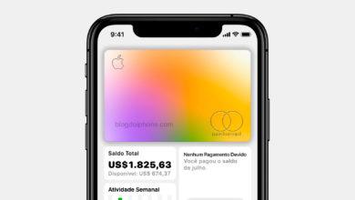 Photo of Apple Card já tem interface com versão oficial em português, confira