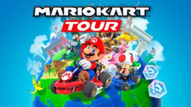 Photo of Jogo Mario Kart Tour para iOS ganha data oficial de lançamento