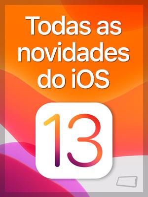 Todas as novidades do iOS 13