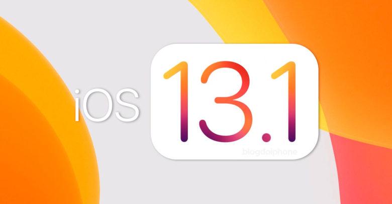 Photo of Já está no ar o iOS e o iPadOS 13.1 para todos os usuários com dispositivos compatíveis