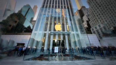 Photo of Apple Store da 5ª Avenida é reaberta em Nova York pelo próprio Tim Cook