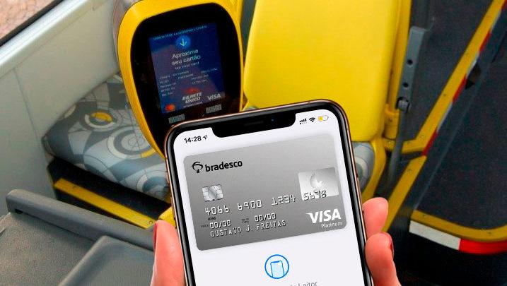 Photo of Prefeitura de São Paulo começa a aceitar pagamento pelo Apple Pay em ônibus da capital