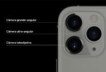 Cameras iPhone Pro