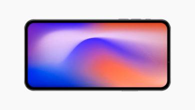 Photo of Apple pode estar pensando em alternativas para eliminar o notch da tela do iPhone