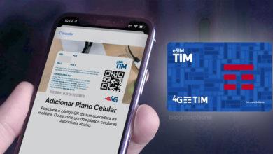 Photo of Operadora TIM passa a oferecer eSIM aos seus clientes no Brasil