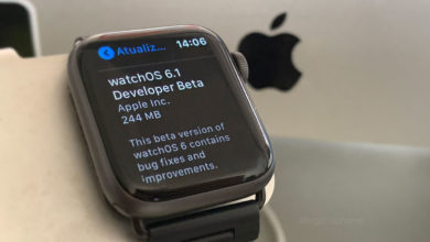 Photo of Apple começa a testar o beta do watchOS 6.1