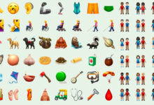 Photo of Novos emojis de 2019 já aparecem no segundo beta do iOS 13.2