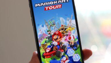 Photo of Mario Kart Tour atinge 90 milhões de downloads em apenas uma semana