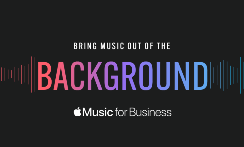 Photo of Apple Music for Business permite que negócios usem o streaming para som ambiente de estabelecimentos