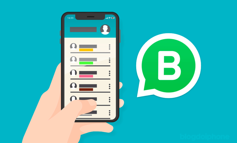 Photo of WhatsApp Business para iPhone já permite adicionar etiquetas em conversas