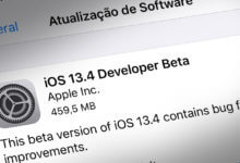 Photo of Apple libera 3º beta do futuro iOS 13.4