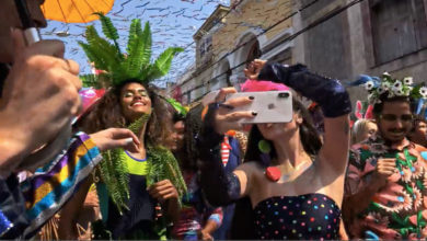 Photo of Cuidados com o iPhone durante o carnaval