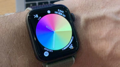 Photo of watchOS 6.2.5 trará novo mostrador colorido